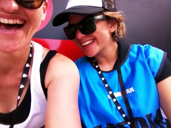 Lucy Piper_Meg Gillmer_triathlon