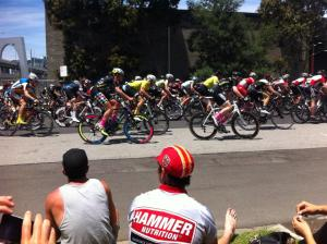 Some action from the supercrits.