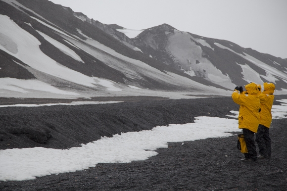 Deception Island_Antarctica_Lucy Piper